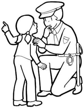 Policie Stridavka Rodina Rozvod Stridava Pece O Deti