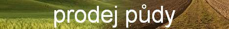 Prodej půdy - poptávky po zemědělské půdě
